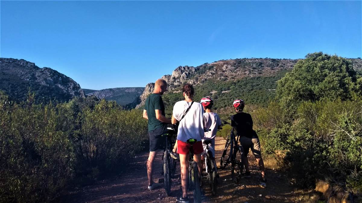 Bike Rides in Monfrague Experience