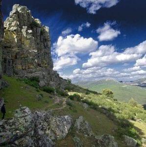 Espacios naturales protegidos en Extremadura