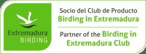 Socio del Club Birding en Extremadura